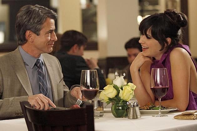 New Girl Season 2 Dermot Mulroney Jess Nick