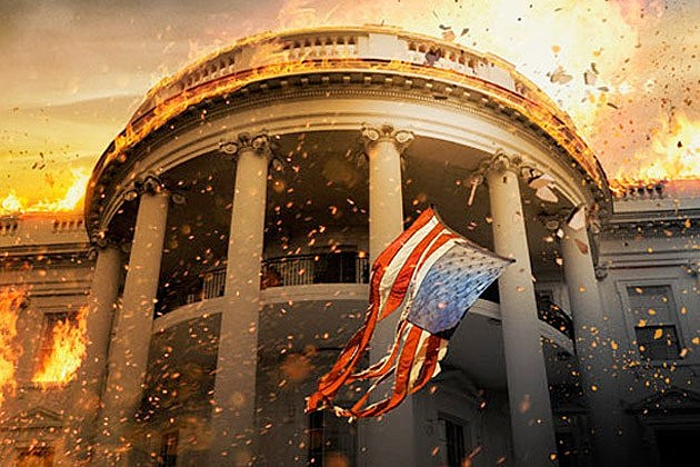 Olympus Has Fallen Box Office