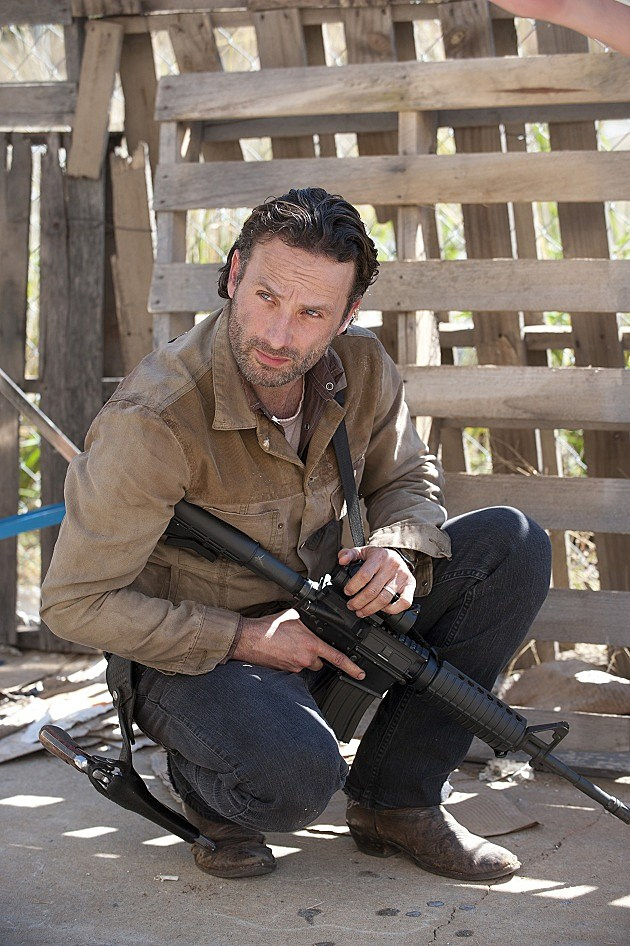 The Walking Dead This Sorrowful Life Preview Photos
