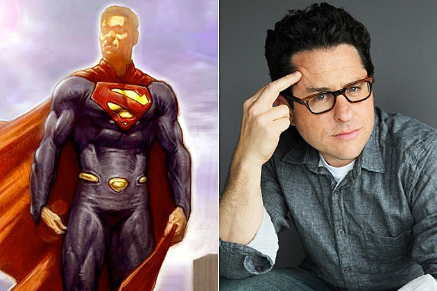 Superman JJ Abrams
