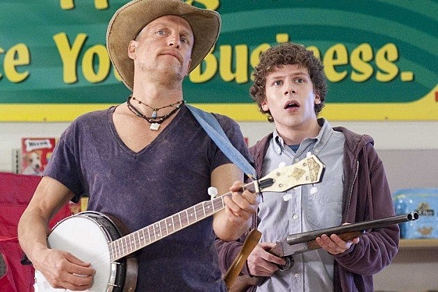Zombieland tv series amazon officially orders pilot