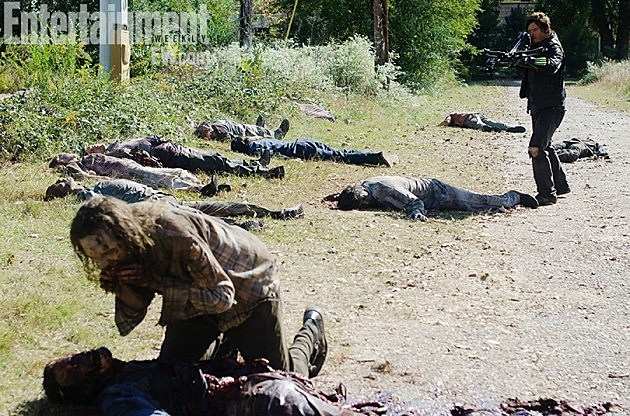 The Walking Dead This Sorrowful Life Photos