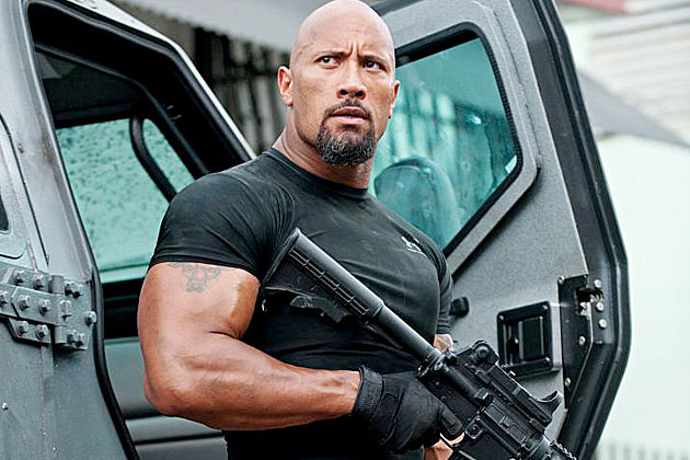 Fast and Furious 6 spinoff The Rock