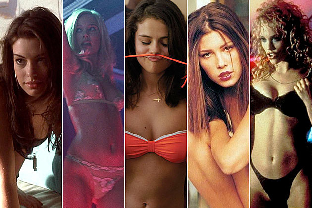 Girls Gone Wild: 10 Wholesome Actresses Who Reinvented Themselves With