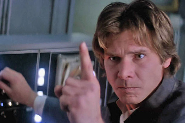 'Star Wars: Episode 7′ Is Definitely Not Something Harrison Ford Wants to Talk About…Yet