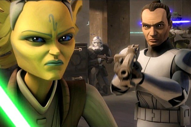 Star wars the clone wars' cancelled by disney 'detours
