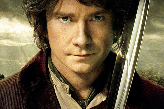 The Hobbit An Unexpected Journey DVD