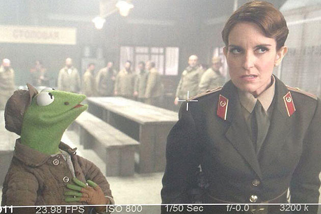 The Muppets 2 Tina Fey