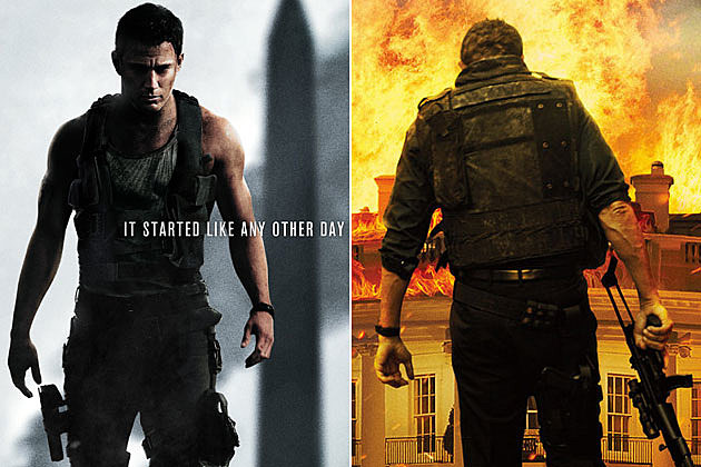 White House Down' vs. 'Olympus Has Fallen': How to Tell Them Apart