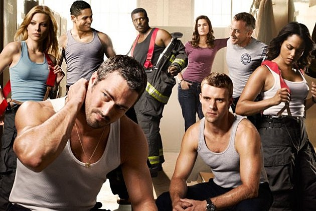 NBC Chicago Fire Spin Off Dick Wolf