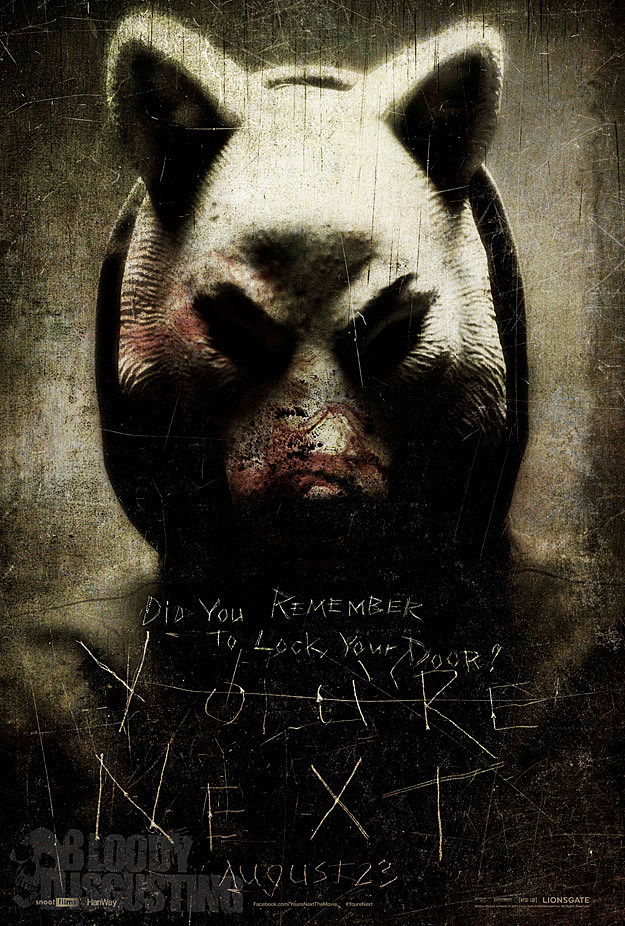 Youre Next poster Fox