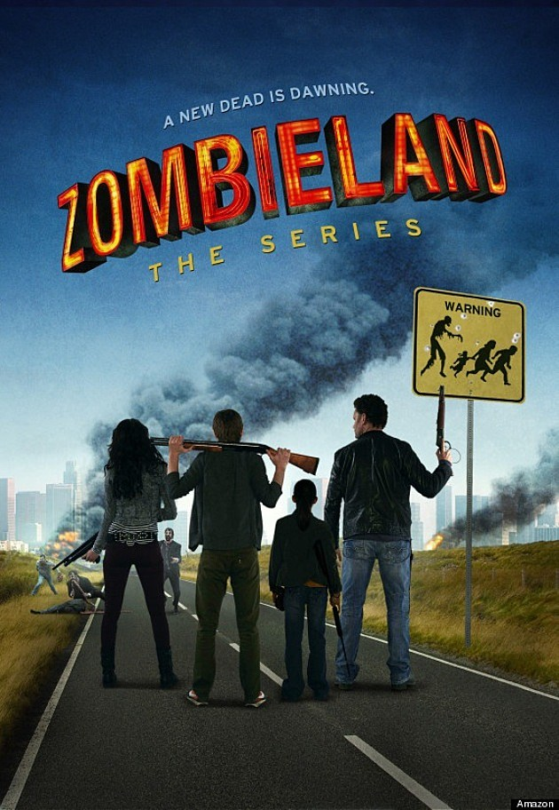 Zombieland TV Series Official Poster