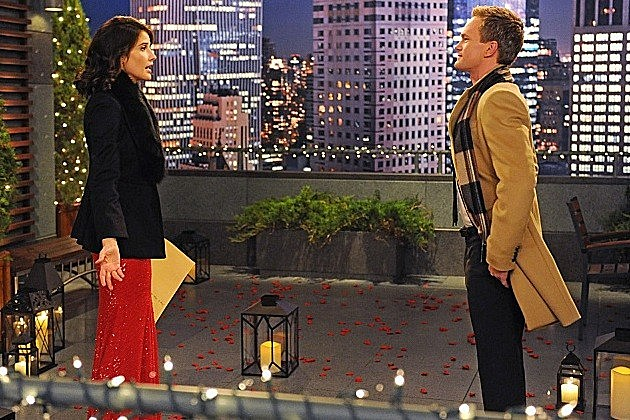 How I Met Your Mother Season Finale Something New Photo Barney Robin