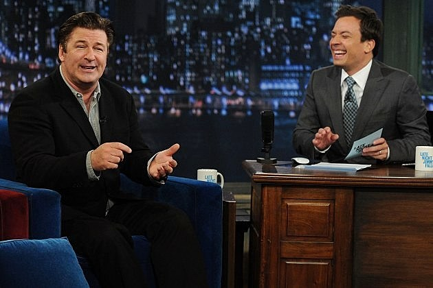 NBC Alec Baldwin Late Night Talk Show