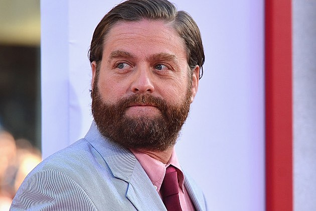 SNL Zach Galifianakis May 4