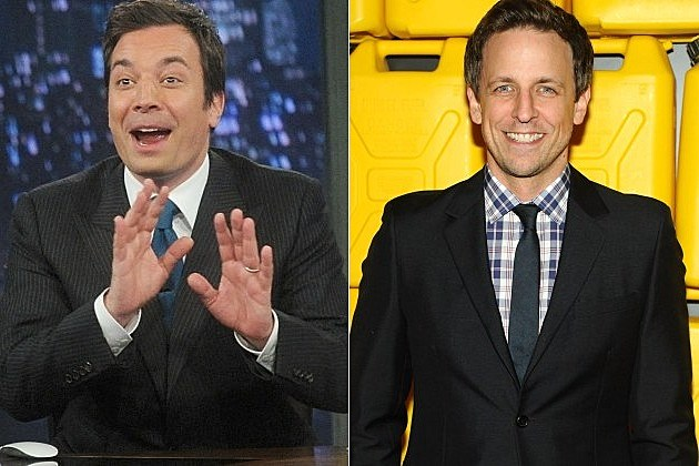 Jimmy Fallon Tonight Show Confirmed Seth Meyers