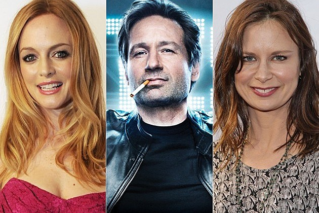 Californication Season 7 Heather Graham Paul A Hebert