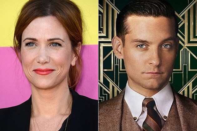 Kristen Wiig Tobey Maguire Will Ferrel The Spoils of Babylon IFC