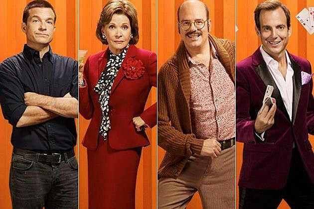 Arrested Development Season 4 Character Posters