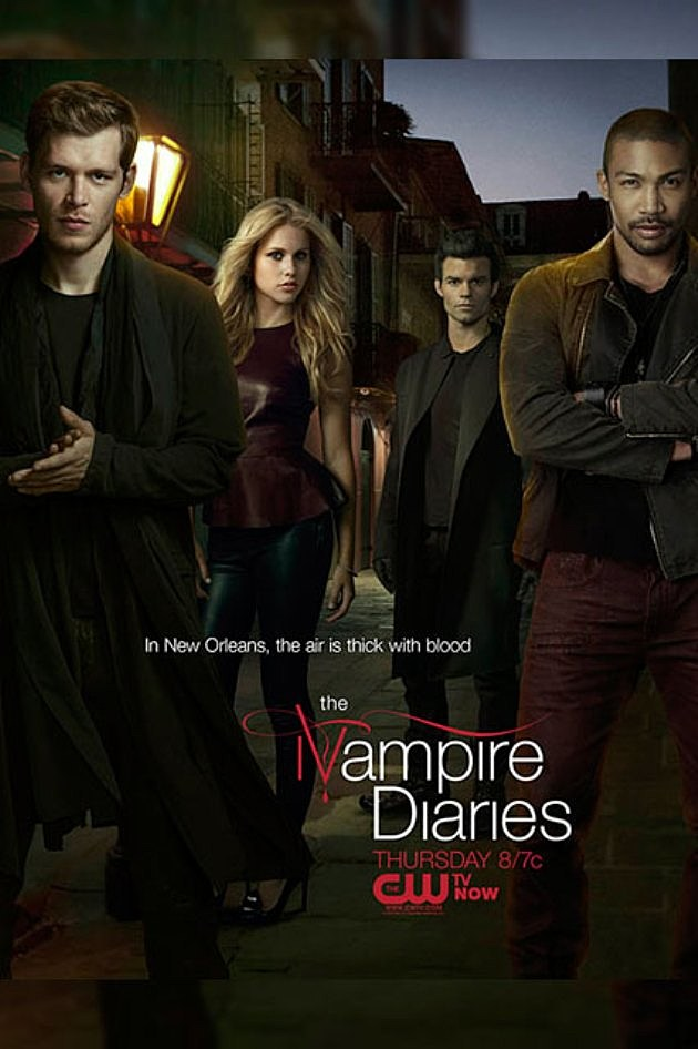The Vampire Diaries Spin Off The Originals Poster