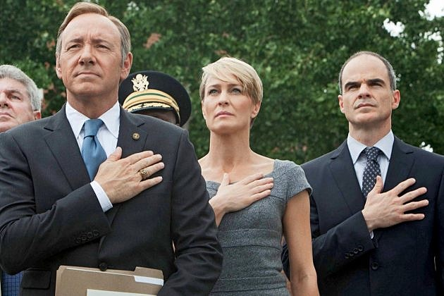 House of Cards Season 2 Beau Willimon