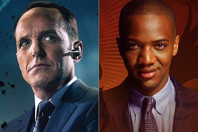 Marvel SHIELD TV Series J August Richards Joss Whedon