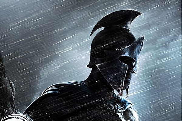 '300: Rise of an Empire' Debuts Epic, Rain-Swept Poster