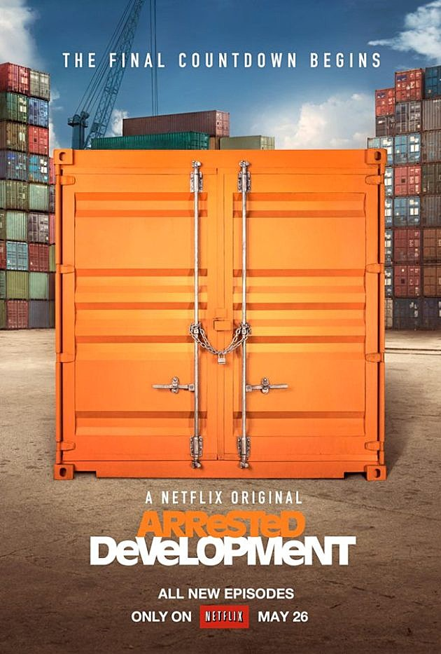 Arrested Development Season 4 May 26 Poster