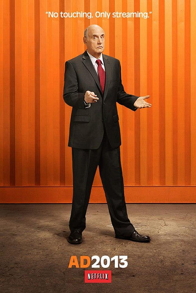 Arrested Development Season 4 Poster George