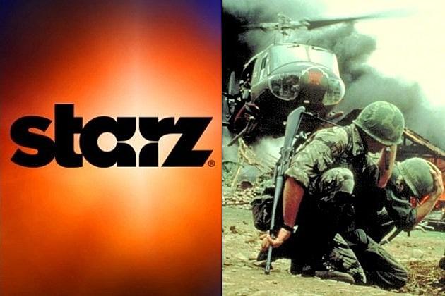 Starz Vietnam Airborne Gideon Yago