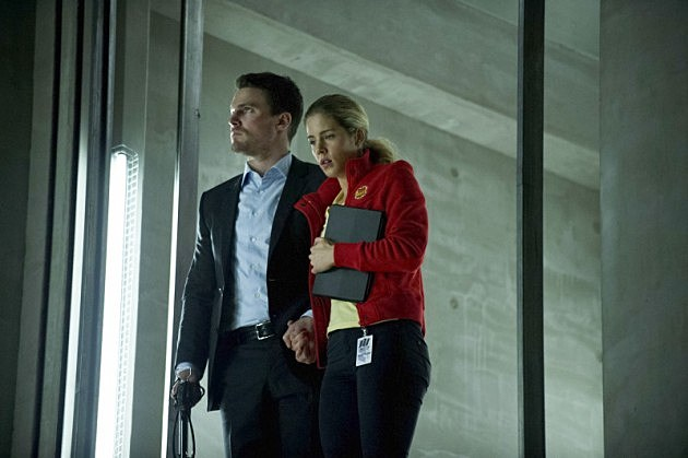 Arrow Darkness on the Edge of Town Preview Photos