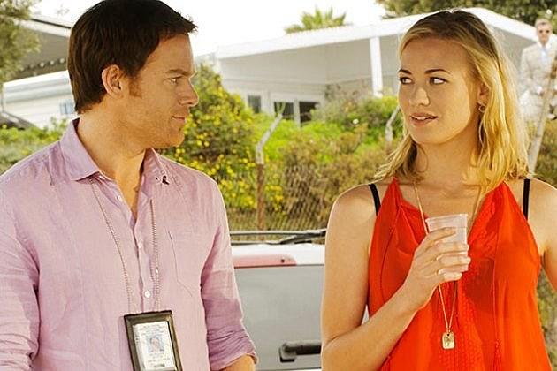 Dexter Season 8 Yvonne Strahovski Hannah McKay