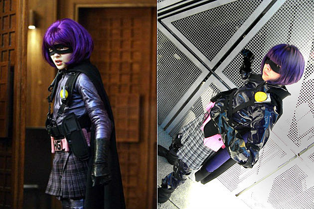 cosplay of the day don t mess with hit girl