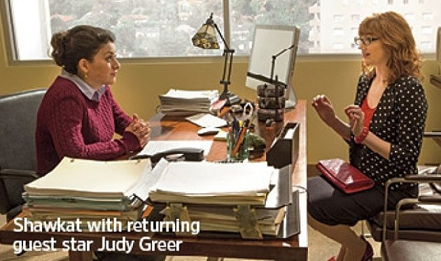 Arrested Development Season 4 Photos Judy Greer