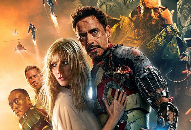 Iron Man 3 TV spot Iron Man 3 (2013)