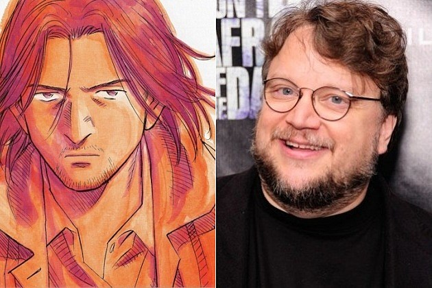 Guillermo del Toro HBO Monster Manga