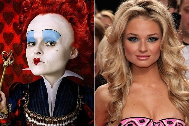 Once Upon A Time in Wonderland Emma Rigby Red Queen