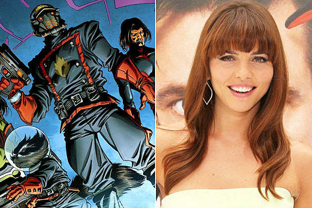 Ophelia Lovibond Guardians of the Galaxy