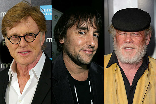Richard Linklater Robert Redford Nick Nolte