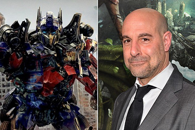 Stanley Tucci, Transformers 4