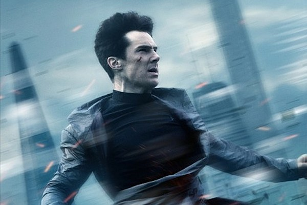 New 'Star Trek Into Darkness' Poster Is All About Benedict Cumberbatch
