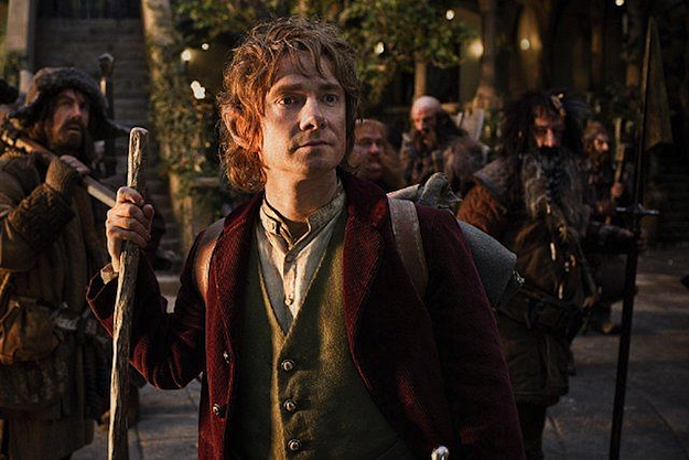 The Hobbit Desolation of Smaug Preview