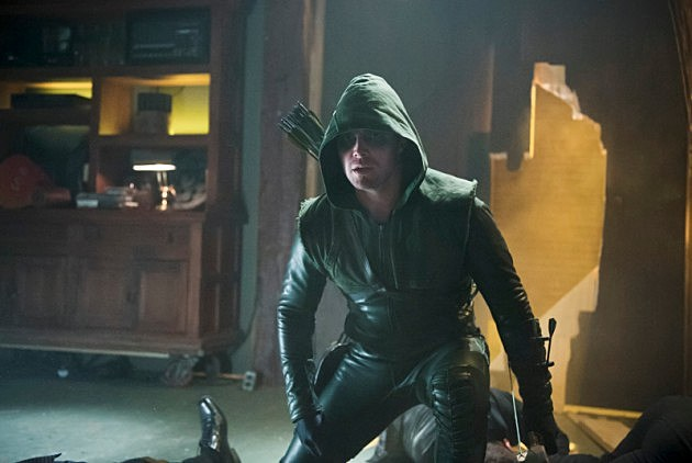 Arrow The Undertaking Preview Photos