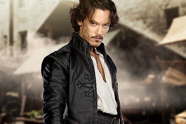 Dracula Luke Evans