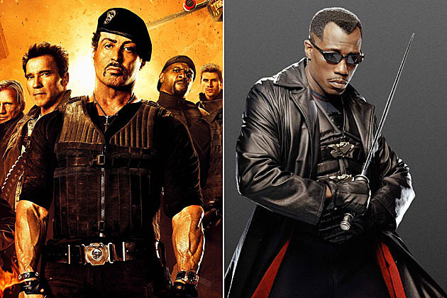 Wesley Snipes Expendables 3