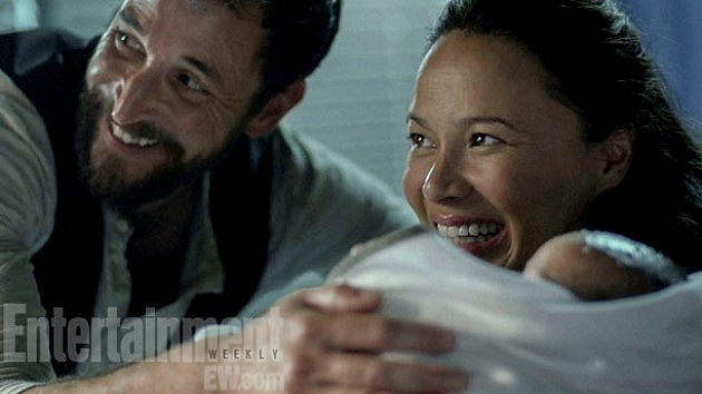 Falling Skies Season 3 Photos Moon Bloodgood