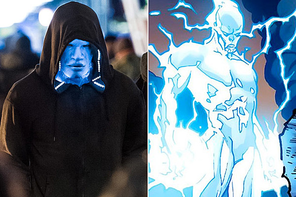 First Look: Jamie Foxx as Electro From 'Amazing Spider-Man 2′