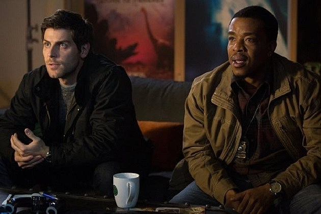NBC Grimm Tuesday Ready For Love