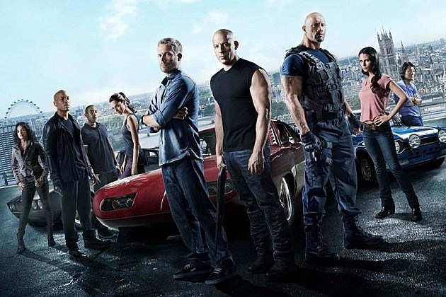 Fast and Furious 6 Poster Preview