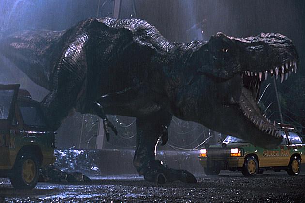 Jurassic Park 3D review